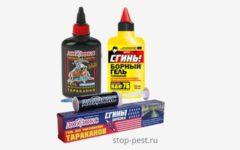 Дохлокс от тараканов сравнительный анализ препаратов и регламенты применения