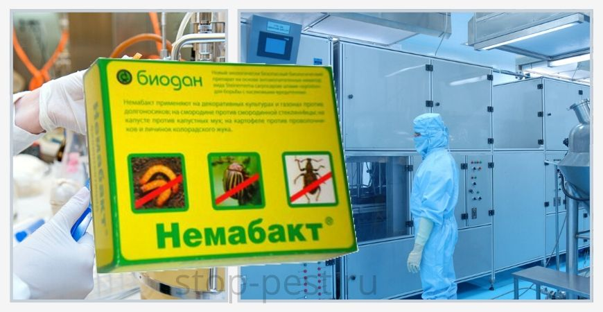 Производство биологических препаратов
