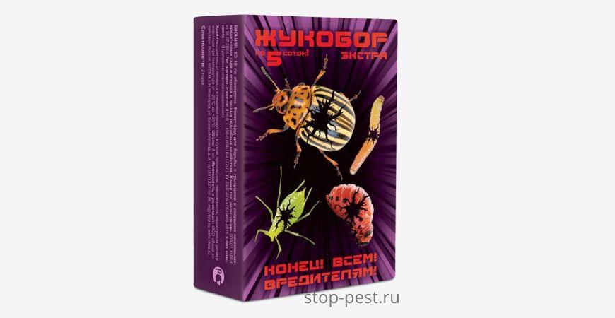 Жукобор, инсектицид - инструкция по применению