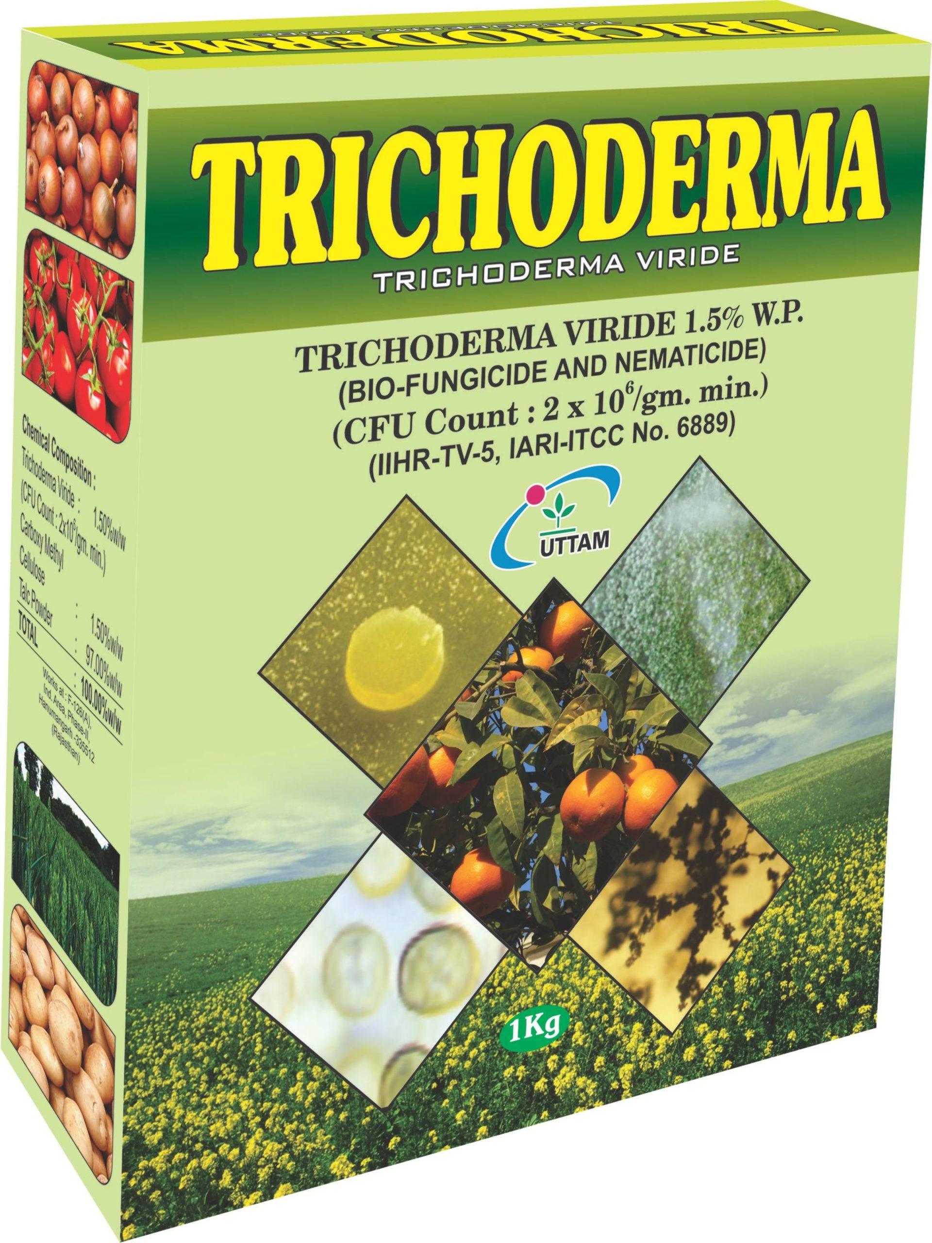 Триходерма вериде, биопрепарат