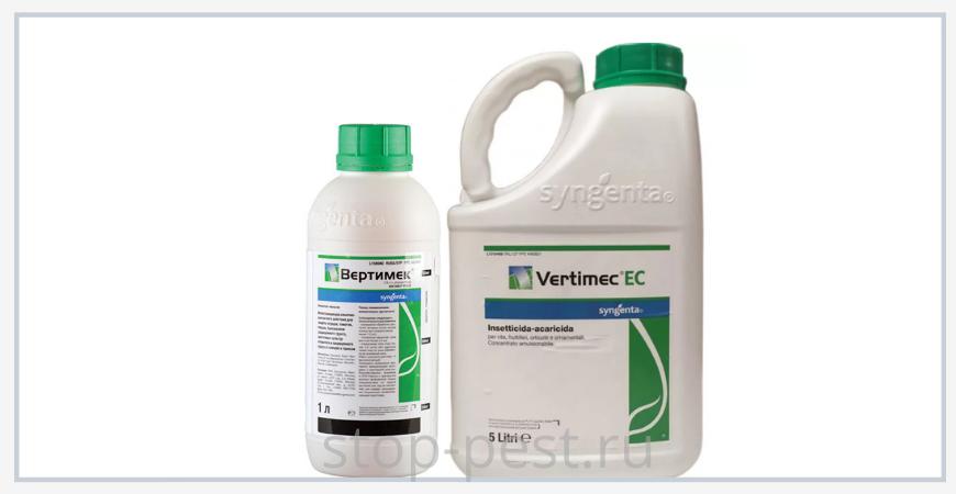 Вермитек, КЭ, инсектицид, акарицид. Инструкция по применению