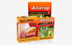 Алатар, инсектицид - инструкция по применению