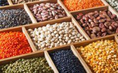 Горох, фасоль и бобовые культуры - изображение
