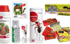 Инсектицидные препараты от муравьев