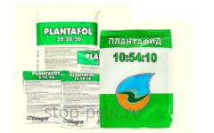 Плантафол и плантофид. Состав и применение